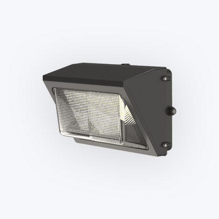 QuadForce 4-Wattage™ LED Semi Cutoff Wall Pack (1)